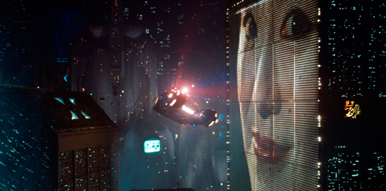 Image du film Blade Runner de Ridley Scott