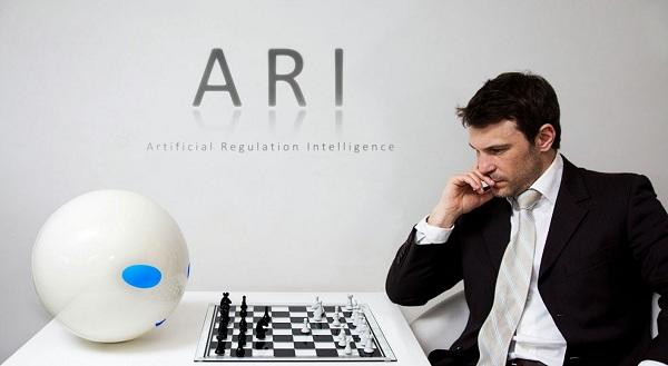 Affiche du court-métrage ARI
