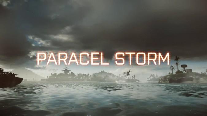 Battlefield4 : Paracel Storm