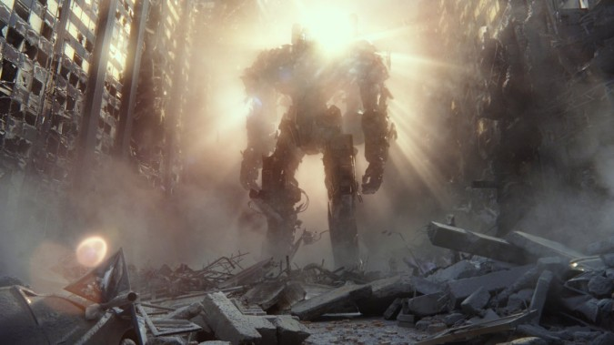 Image du film Pacific Rim