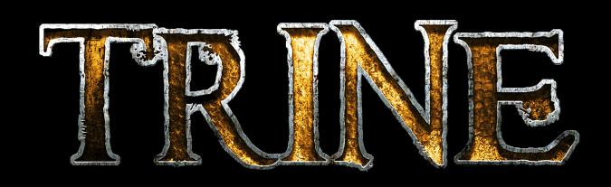 le logo de Trine