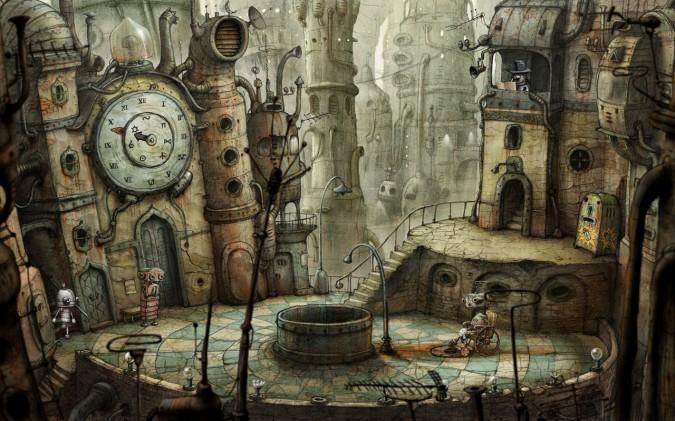 Image du jeu Machinarium