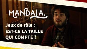 Mandala : une émission jeu de rôle française