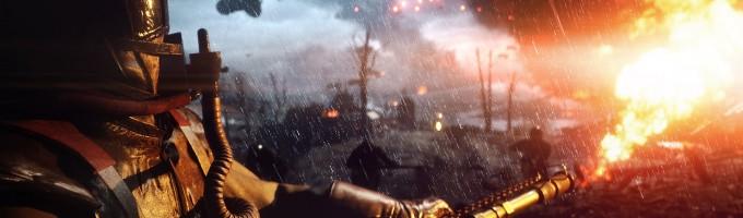 Battlefield 1 : Première Guerre Mondiale, chevaux et coups de pelle