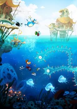 Rayman Origins Multiplayer