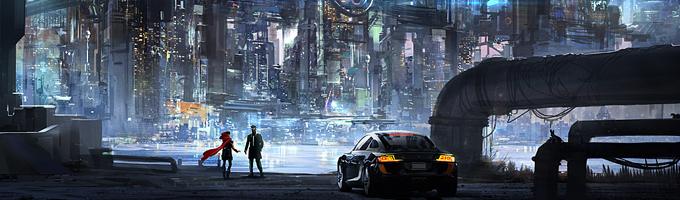 """Image de l'article """"Cyberpunk : définition d'un genre"""""""