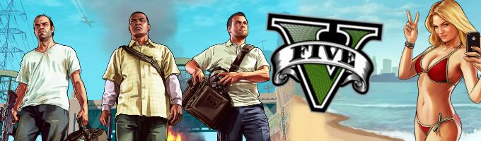 GTA V se dévoile dans un trailer de gameplay de 5 minutes