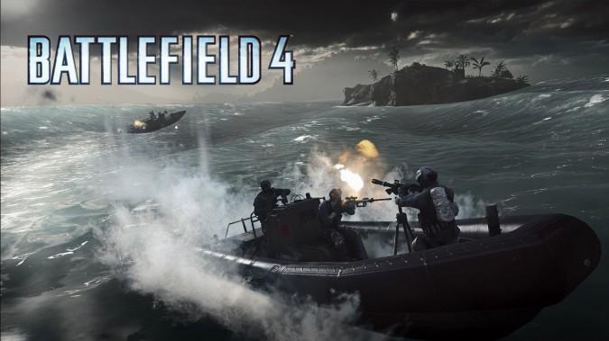 Battlefield 4 - nouvelle carte : Paracel Storm