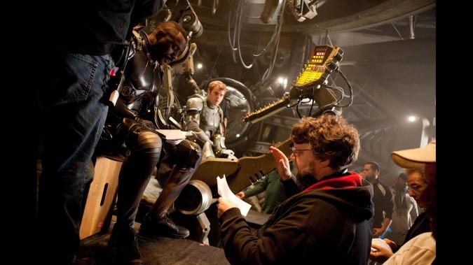 Pacific Rim : Guillermo del Toro sur le tournage