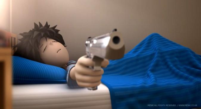Image du court-métrage Alarm