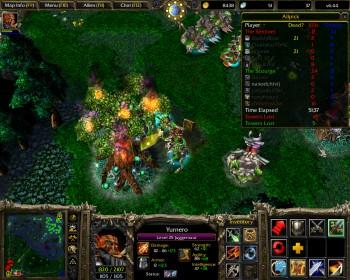 Image de Warcraft III DotA