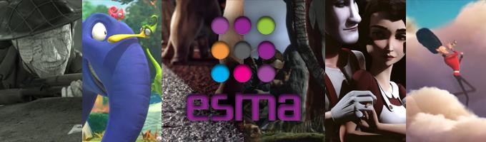 Image à la une de la compilation de courts de l'ESMA 2013