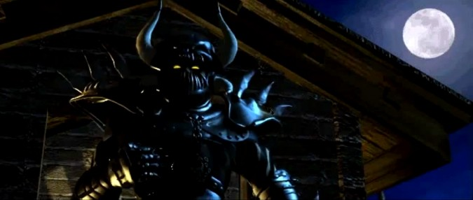 Sarevok dans l'introduction de Baldur's Gate