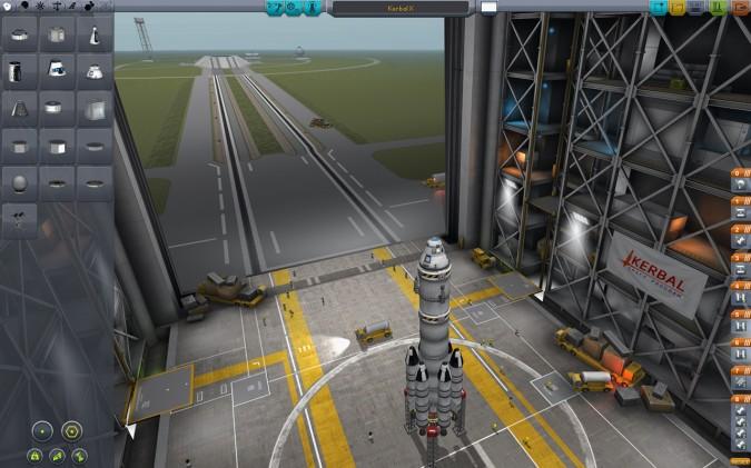 Kerbal Space Program - Construire sa fusée