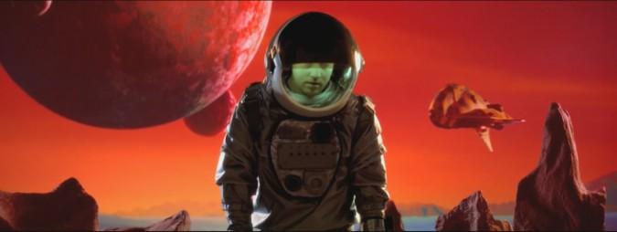 Image extraite du clip I'm Aquarius de Metronomy