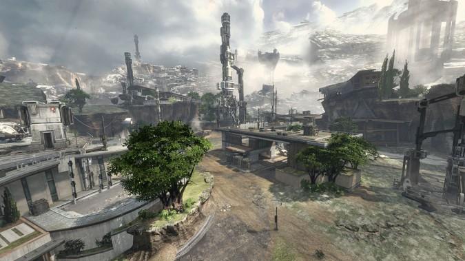 Image de la beta de Titanfall