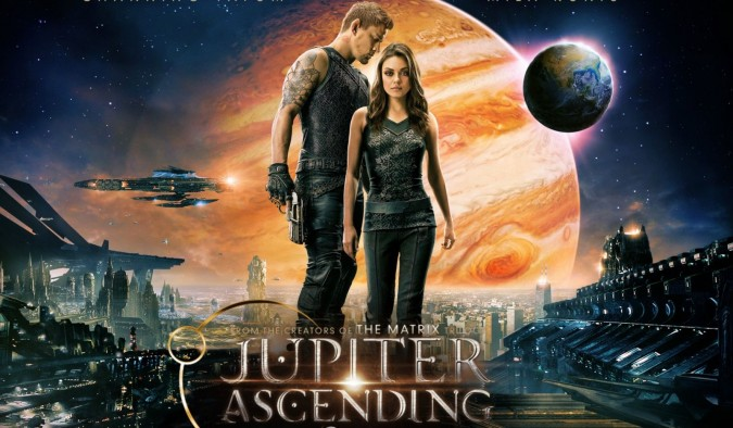 Ciritique de Jupiter Ascending